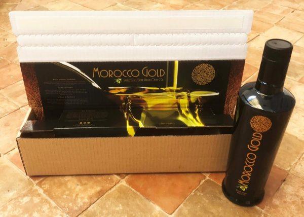 Morocco Bottle Packaging