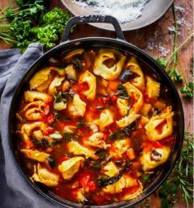 Olive Oil In Soups