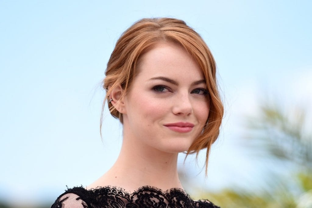 Emma Stone Uses Extra Virgin Olive Oil On Her Skin