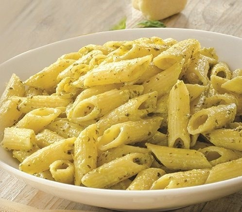 Cooking With Olive Oil Penne Pasta