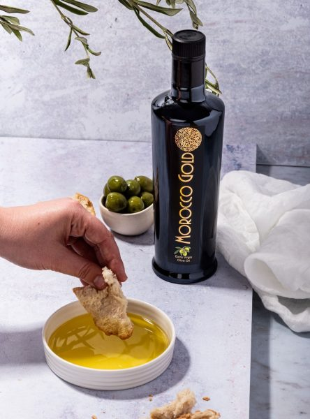 Extra Virgin Olive Oil Perfect As A Dip