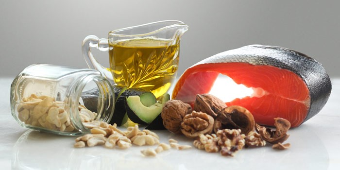Med Diet Of Evoo And Fish