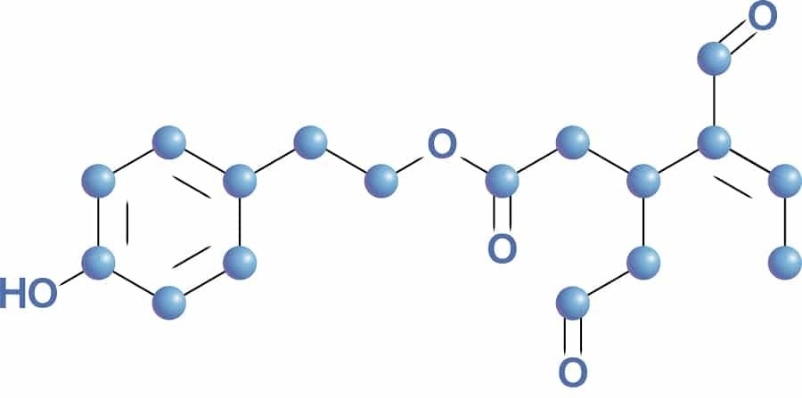 Oleocanthal Is A Phenylethanoid