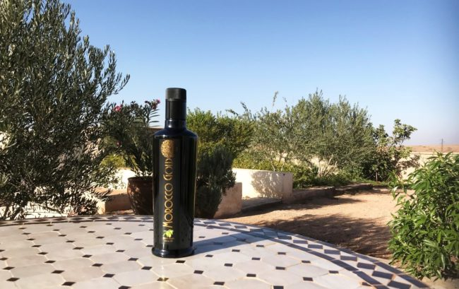 Morocco Gold Extra Virgin Olive Oil - High in Polyphenols