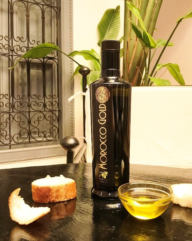 Morocco Gold Extra Virgin Olive Oil