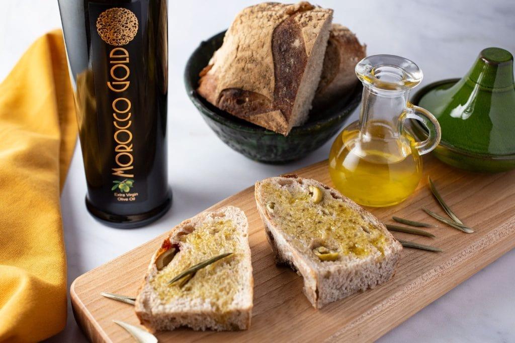 Extra Virgin Olive Oil Salad Dressing