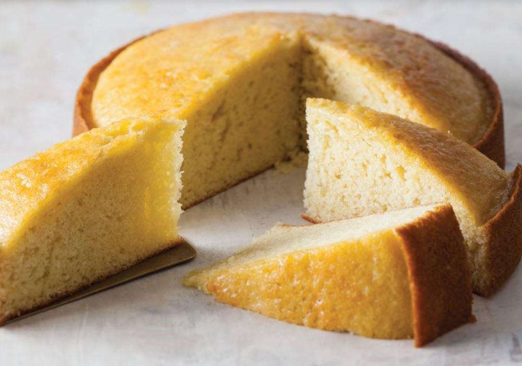 World Baking Day Olive Oil Cake