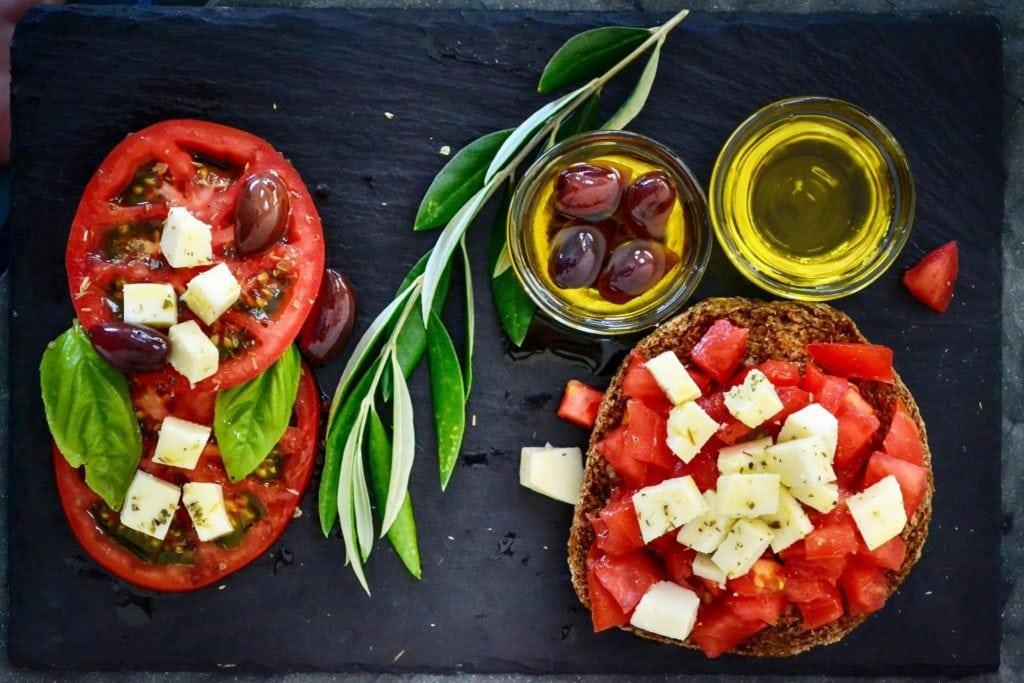 Mediterranean Diet Choices