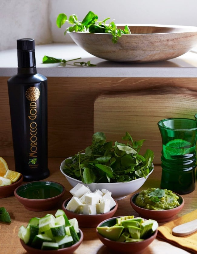 Morocco Gold Extra Virgin Olive Oil And Plant Based Diet