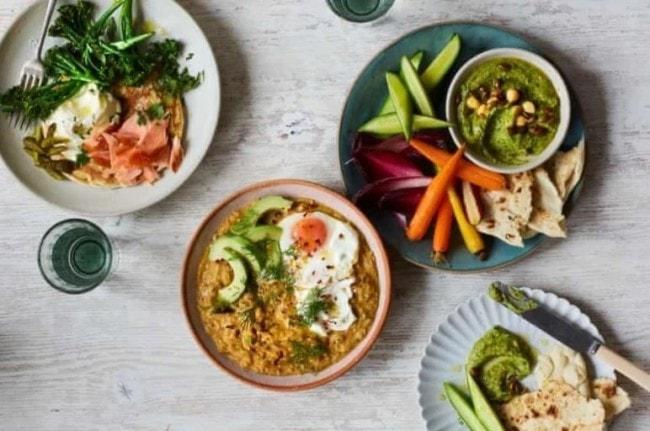 Mediterranean Diet For Ears, Eyes And Teeth